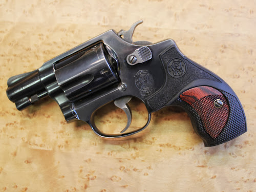 Altamont Design & Manufacturing: WILEY CLAPP/TALO RUGER GP100