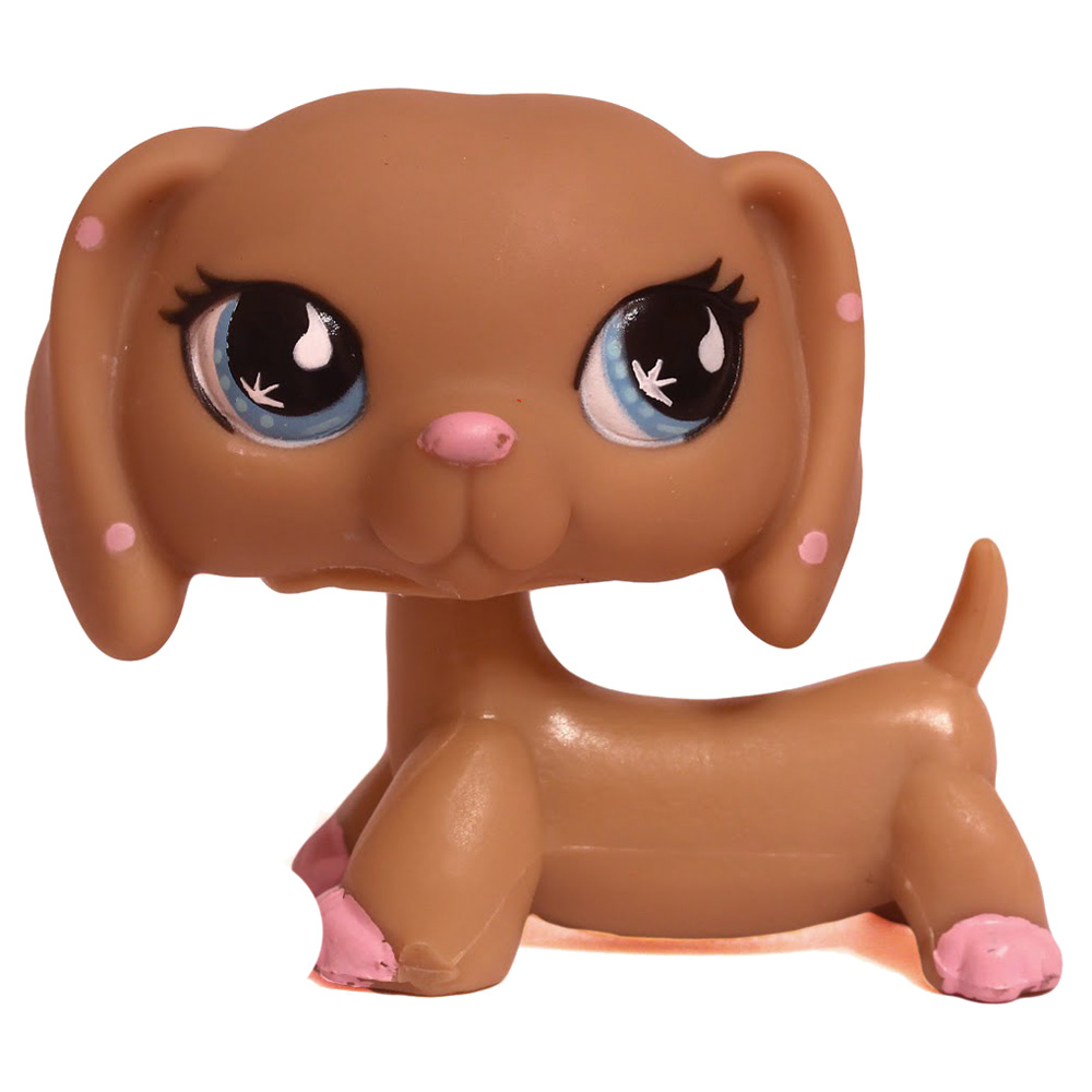 Lps Dachshund Generation 2 Pets Lps Merch