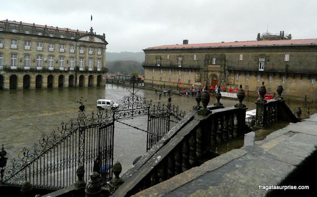 Praça do Obradoiro, Santiago de Compostela