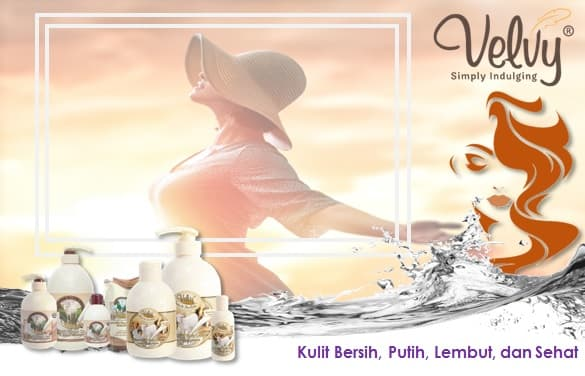 Velvy Beauty Susu Kambing