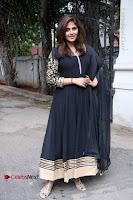 Anjali Latest Stills in Black Anarkali Dress at Taramani Success Meet .COM 0009.jpg