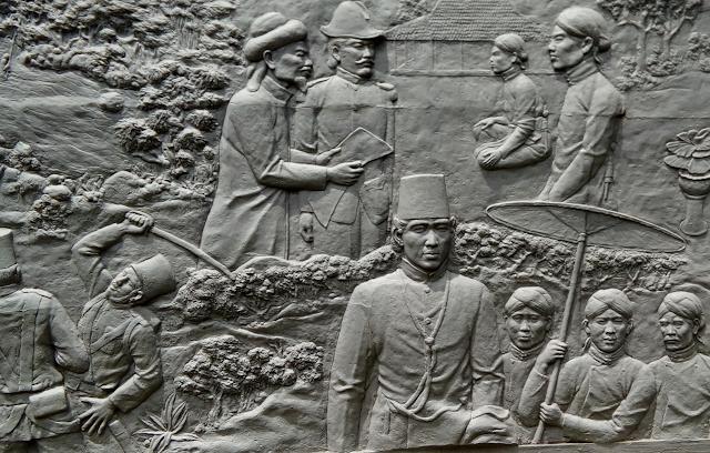 Relief Perjuangan Mangkubumi