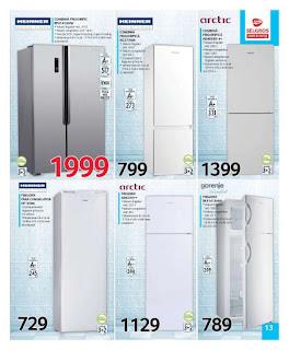 CATALOG promotii SELGROS 2 - 17 ianuarie 2019 combine frigorifice