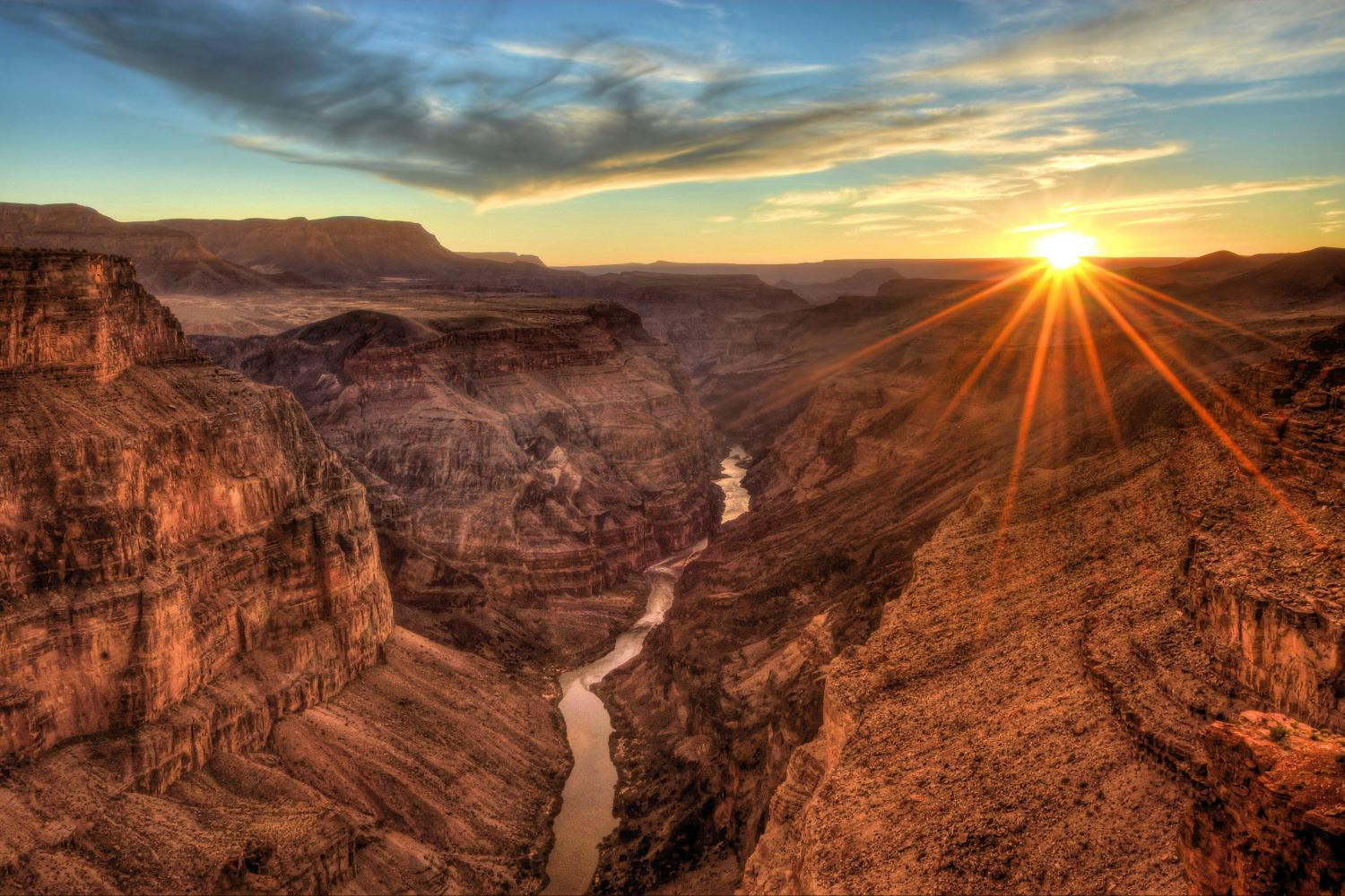 Grand Canyon, Arizona HD Wallpaper