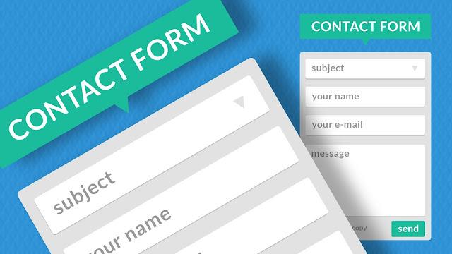 Blogger İletişim Formu Sayfası Nasıl Yapılır?
