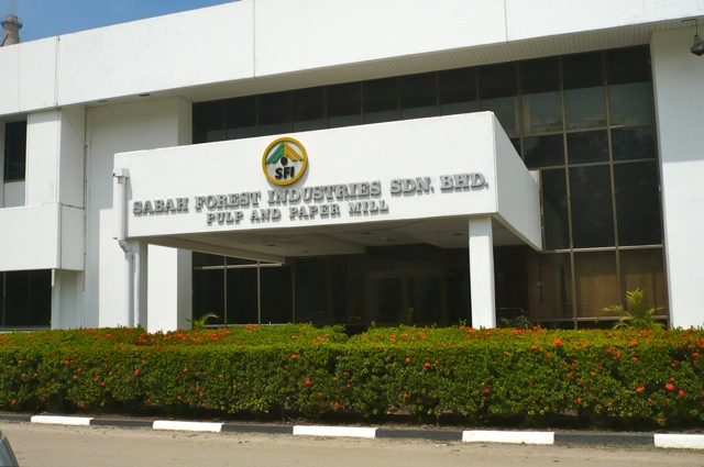 Sabah Forest Industries Sdn Bhd