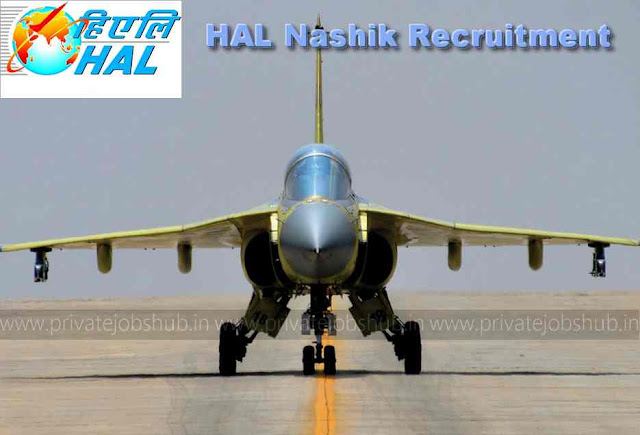HAL Nashik Recruitment