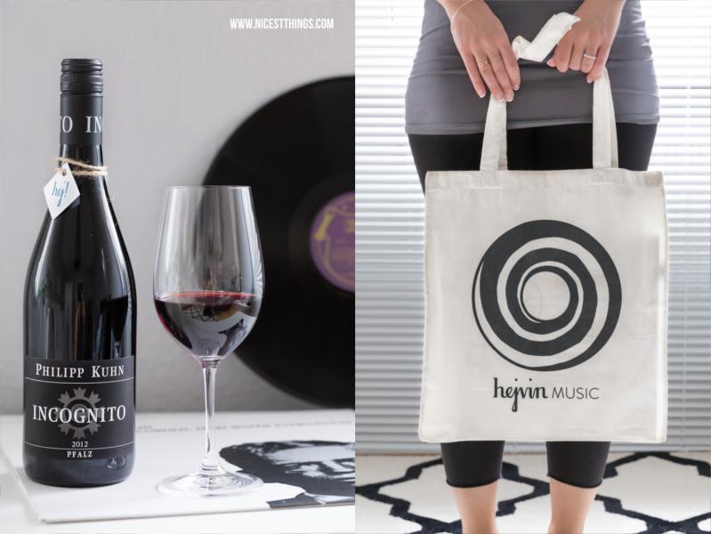 Geschenke für Männer Hejvin Wein und Musik