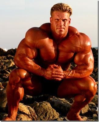 biggest bodybuilder in the world