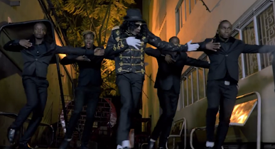 Video Eric Omondi (Michael Jackson) – Be the highlander