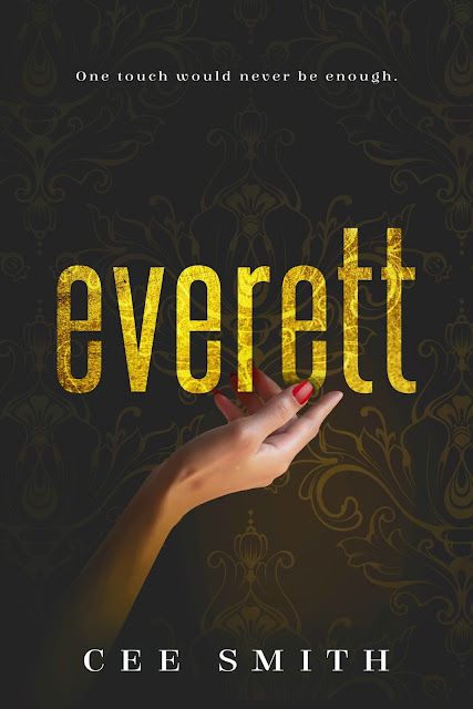 Everett Cover Reveal