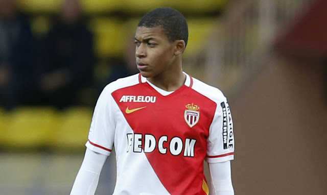 Arsenal keeping tabs on Kylian Mbappe