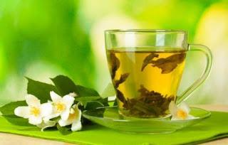 Cara menghilangkan luka secara alami dengan teh hijau, gambar teha hijau, manfaat teh hijau, kandungan teh hijau