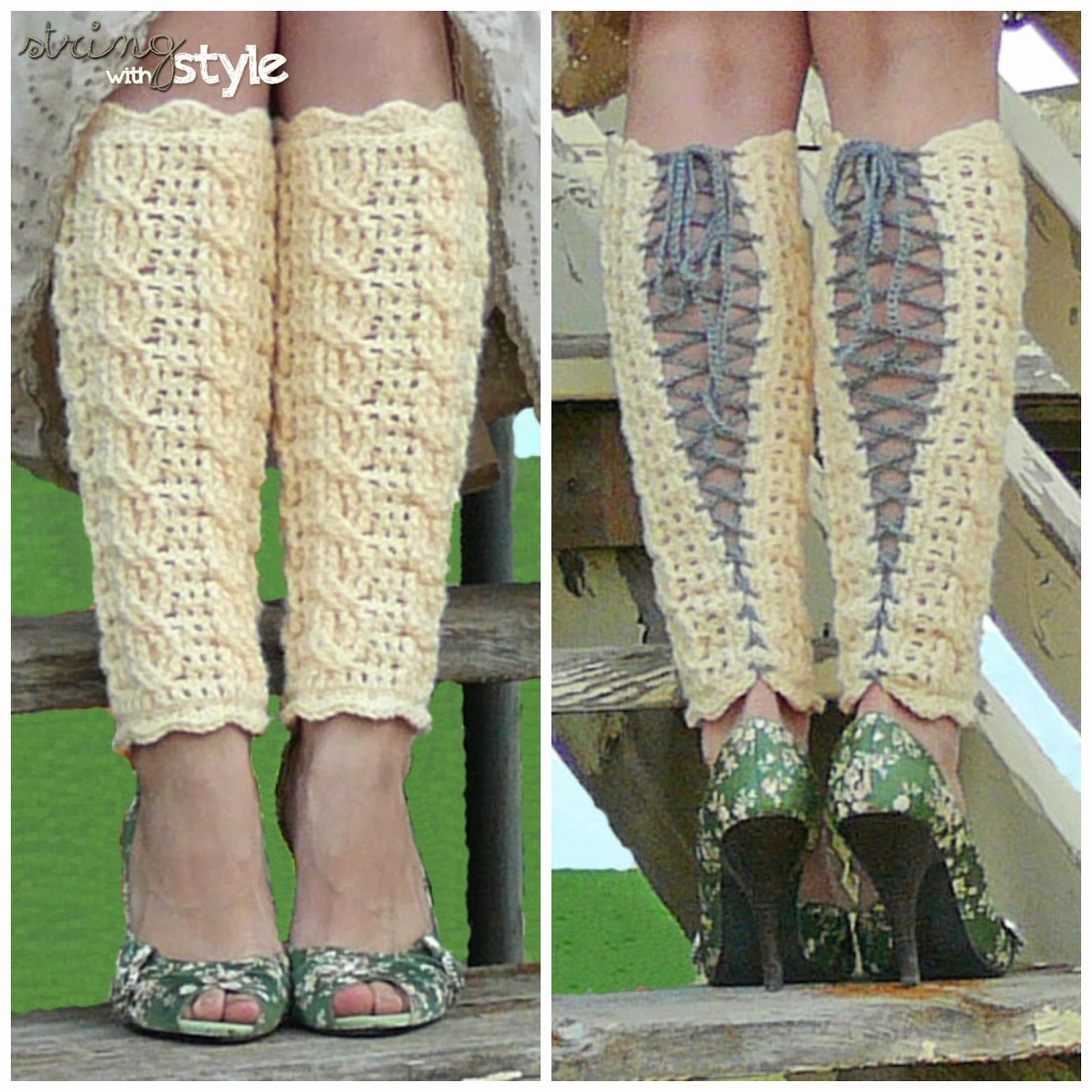 String With Style Free Crochet Patterns