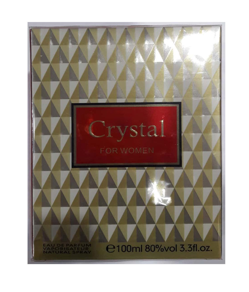 Crystal For Women Sellion Perfume 100 ML