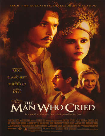 Poster Of The Man Who Cried 2000 English 300MB BRRip 480p ESubs Watch Online Free Download downloadhub.net