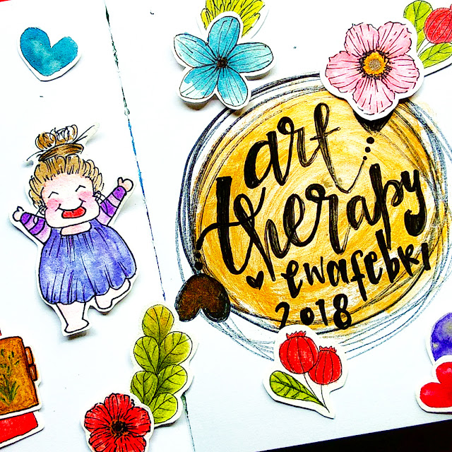 Art therapy idea oleh ewafebri