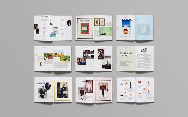 30 More Awesome Examples Of Magazine Layout Design For