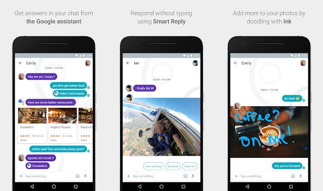 Allo By Google Apk Download for Android