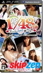 AKB1-48 - Idol To Guam De Koishitara PSP