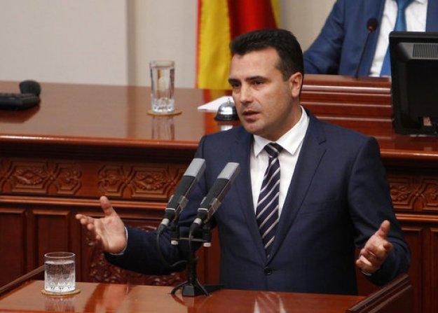 Συμφωνία Ζάεφ με τους «οχτώ» του VMRO για τροποποιήσεις στο Σύνταγμα