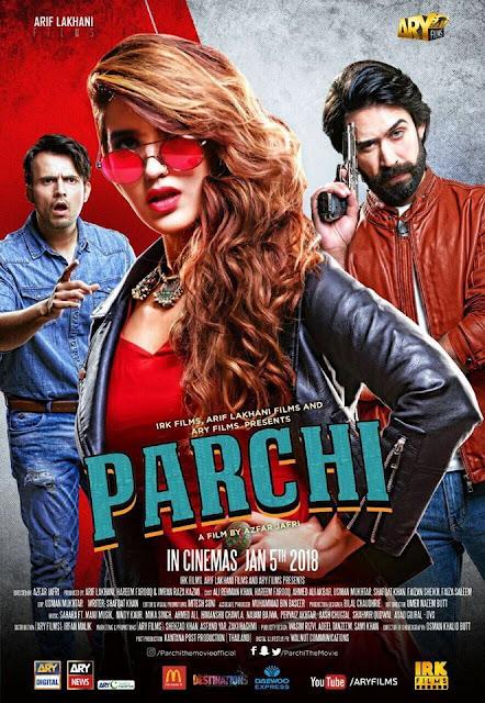 Parchi (2018) Urdu 720p HDTV x264 AAC 1GB Full Movie Download