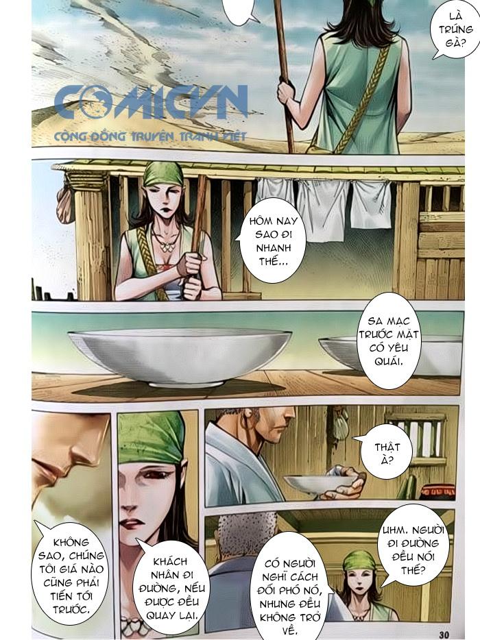 Tây Du trang 30