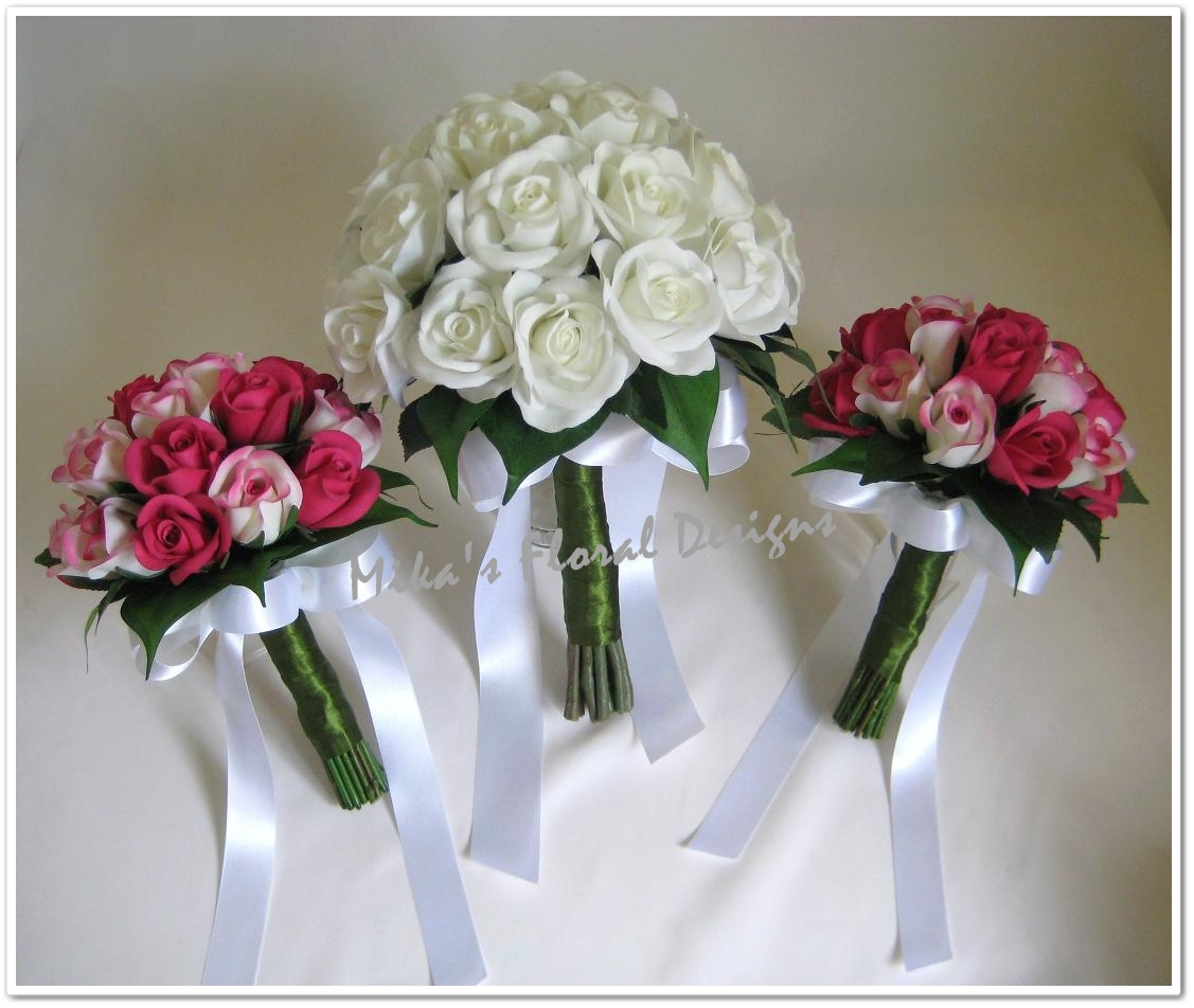 Wedding Bouquet Flowers Prices: Artificial Wedding Flowers And Bouquets