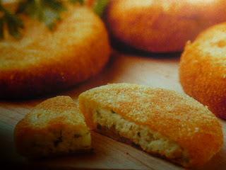 frittelle di patate e ricotta golose