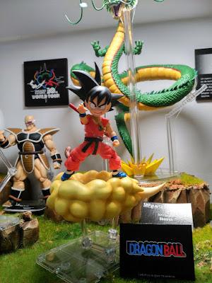 S.H.Figuarts Goku Kid