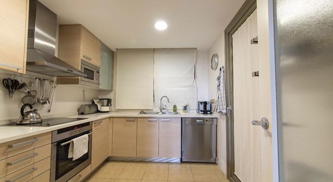 duplex en venta torre bellver oropesa cocina