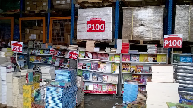 All-Around Pinay Mama: Scholastic Summer Warehouse Sale 2018