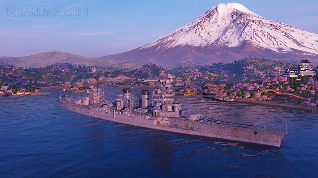 Myogi World of Warships