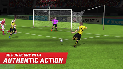 Game FIFA Mobile Soccer Android
