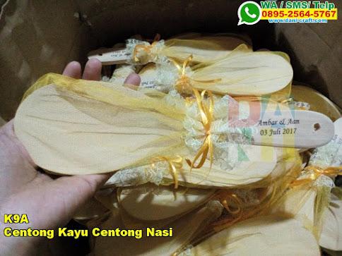 Harga Centong Kayu Centong Nasi