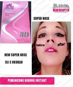 Nose Secret 3D