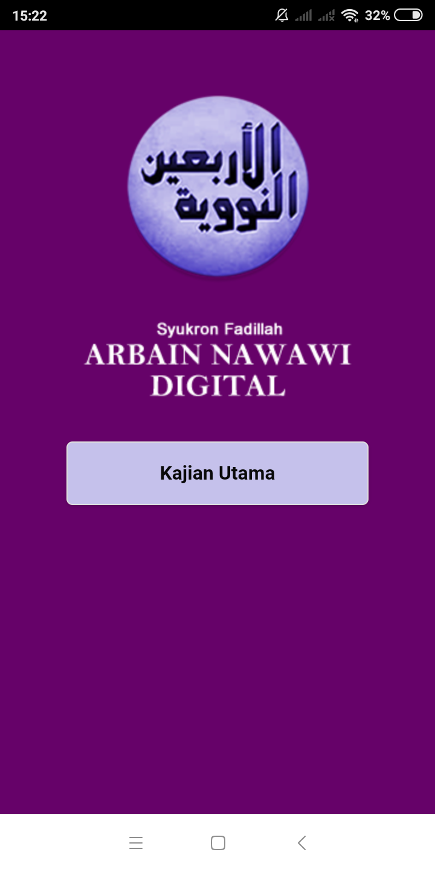 aplikasi-hadis-digital-ilha-senja