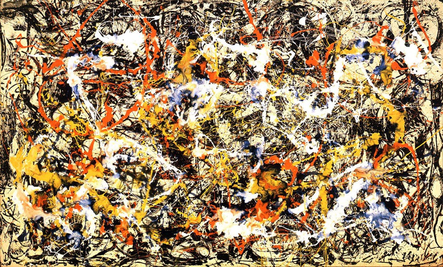 qi in modern art vincent van gogh and jackson pollock convergence 3 bp pot com