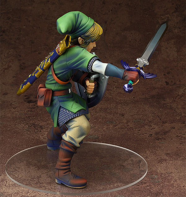 ¡Mira esta impresionante figura de Link! 4