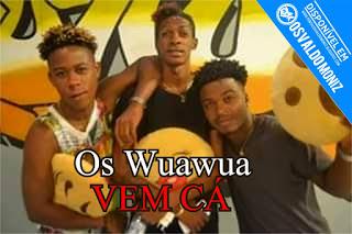 Os Wuawua - Vem cá (Afro House)