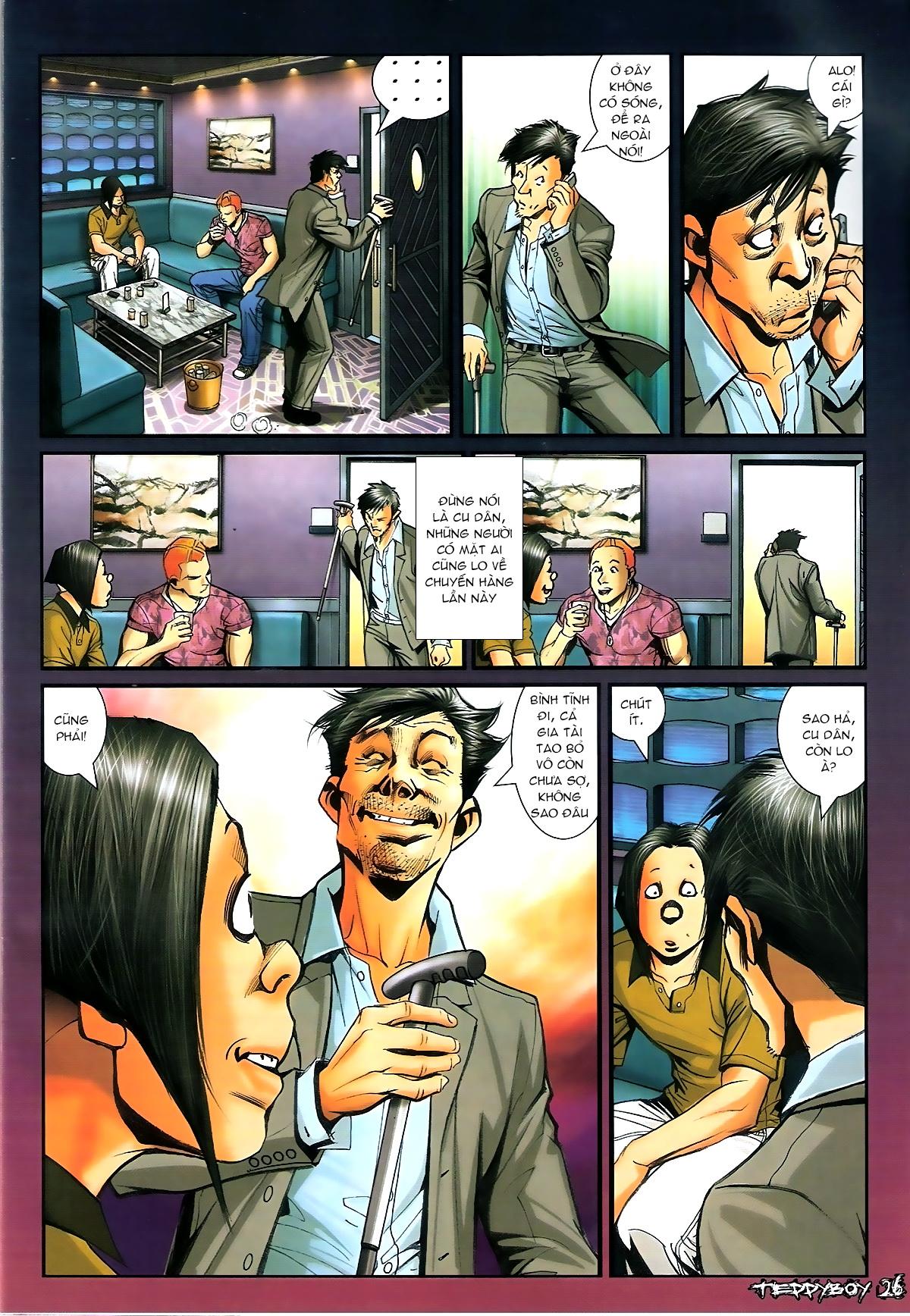 Người Trong Giang Hồ - Chapter 1348: Đại Ân Nhân - Pic 23