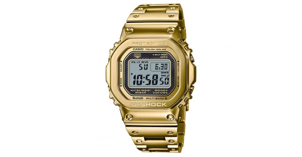 Jam Tangan Casio G-Shock dengan fitur Bluetooth (casio.com)