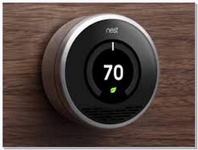 Nest thermostat remote motion sensor
