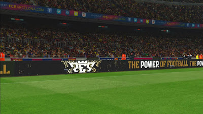 PES 2017 PES 2019 Animated Adboards by Barod