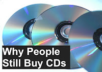 Why people buy CDs image