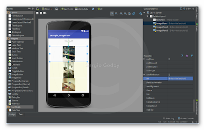 Android Studio - ImageView