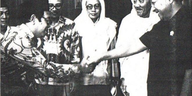 Begini Cara Kiai As'ad Syamsul Arifin Selamatkan NU di Muktamar 1984