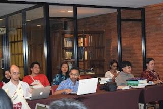 Kursus Intensif Internasional Jawa Kuna Ke-3