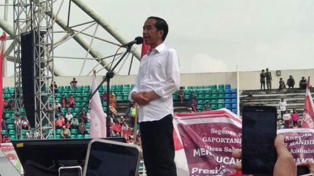 Detik-detik Jokowi Melawan Kekalahan