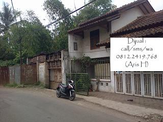 Jual Rumah/Gudang di Jalan Pesantren Cimahi Utara